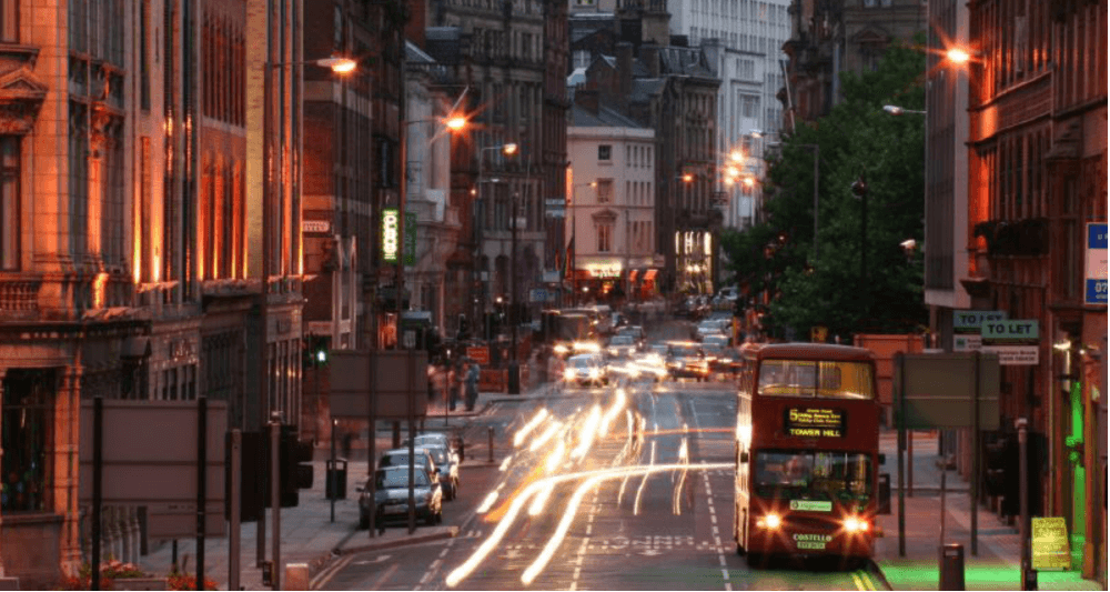 What Does Midnight Electricity Use Tell Us About Morning Traffic Congestion?