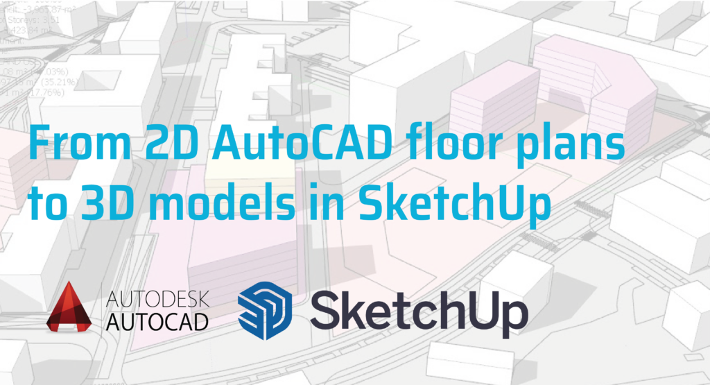 Autocad to Sketchup